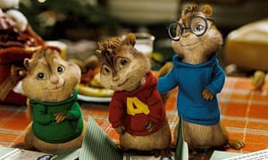 Scene from Alvin and the Chipmunks (2007)