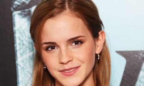 Harry Potter's Emma Watson in 2009