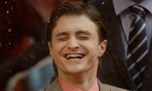 Harry Potter premiere: Daniel Radcliffe