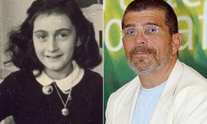 Anne Frank and David Mamet