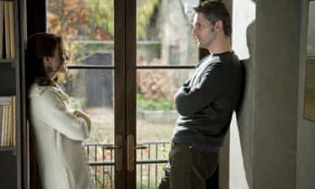 Film still from the Time Traveler's Wife