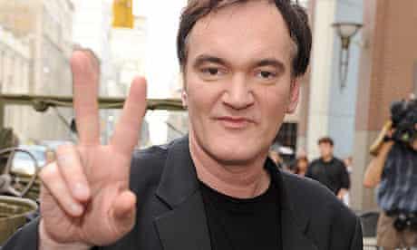 Quentin Tarantino in Toronto, 2009