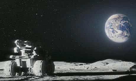Still from Moon (2009)