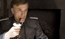 Christophe Waltz as Colonel Hans Landa in Inglourious Basterds