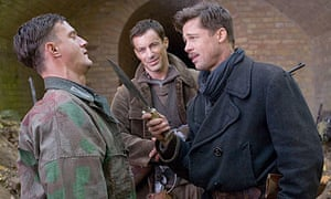 Scene from Inglourious Basterds (2009)