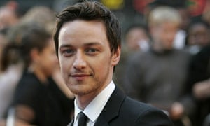 James McAvoy to star i...