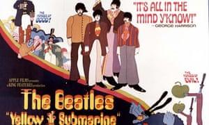 Yellow Submarine (1968) starring The Beatles