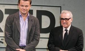DiCaprio Scorcese