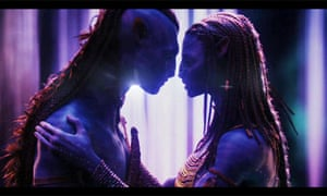 Avatar: Blue Kisses