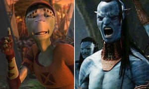 The Technological Secrets Of James Cameron S New Film Avatar 3d The Guardian