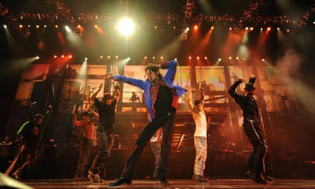 First Stills From Michael Jackson Concert Film Released Film The Guardian