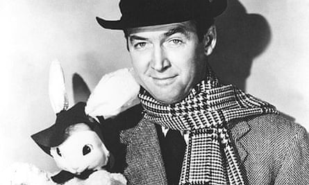 James Stewart in a publicity shot for Harvey (1950)