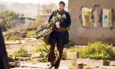 Scene from District 9