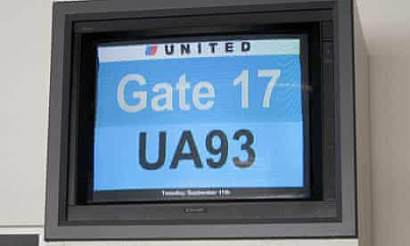 Scene from United 93 (2006)