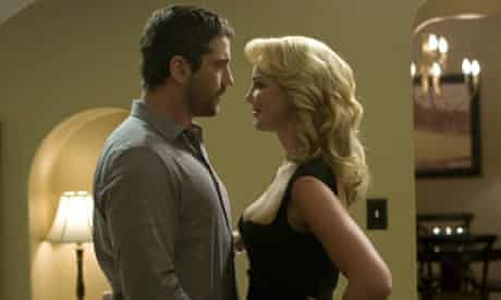 Gerard Butler and Katherine Heigl star in The Ugly Truth
