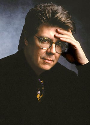 John Hughes, photographed in 1990