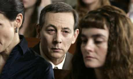 Paul Reubens and Shirley Henderson in Life During Wartime