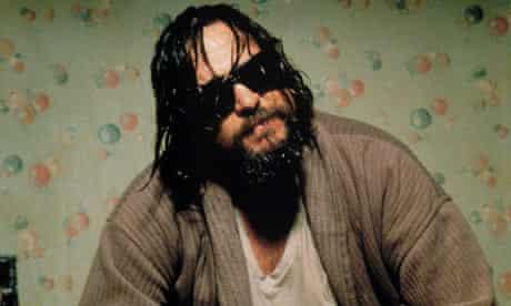 Jeff Bridges as The Dude in The Big Lebowski (2009)
