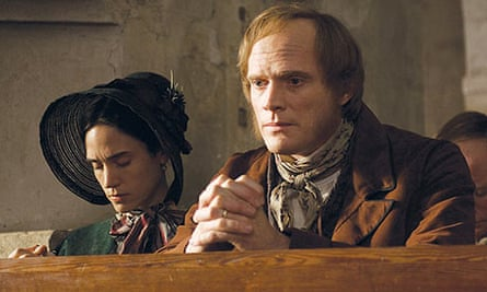 Jennifer Connelly and Paul Bettany in Creation (2009)