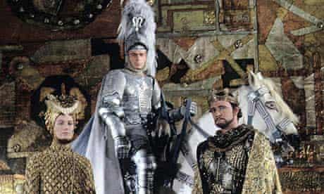 Vanessa Redgrave, Franco Nero and Richard Harris in Camelot (1967)
