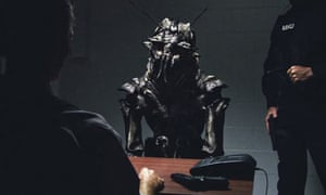 Still from Neill Blomkamp's sci-fi satire District 9