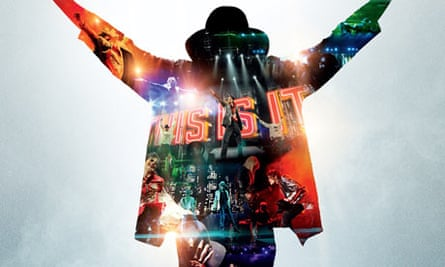 Michael Jackson's This Is It film poster