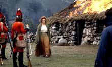 Jessica Lange in Rob Roy