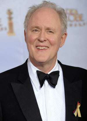 Golden Globes 2010: John Lithgow accepting his best supporting actor award for Dexter