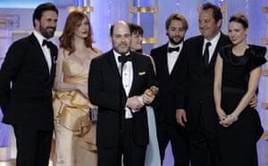 Golden Globes 2010: Mad Men