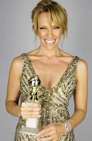 Golden Globes 2010: Toni Collette