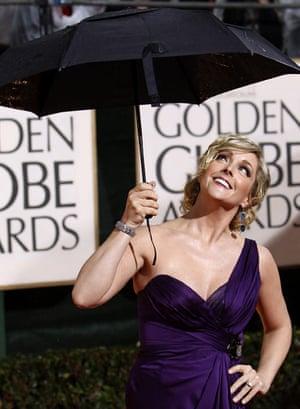 Golden Globes 2010: Jane Krakowski of 30 Rock