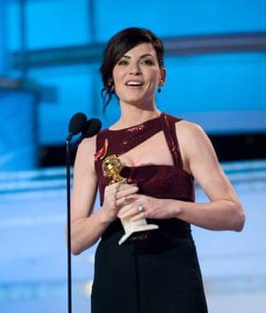Golden Globes 2010: Julianna Margulies
