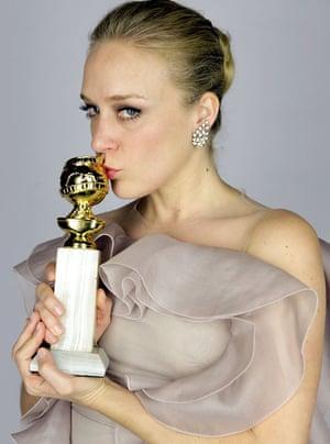 Golden Globes 2010: Chloë Sevigny