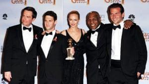 Golden Globes 2010: The Hangover team, Mike Tyson, Golden Globes