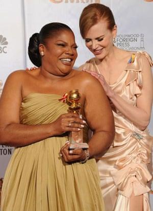 Golden Globes 2010: Mo'Nique, Nicole Kidman, Golden Globes
