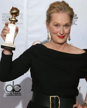 Golden Globes 2010: Meryl Streep, Golden Globes