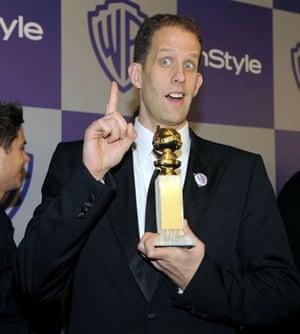 Golden Globes 2010: Pete Docter, Up, Golden Globes