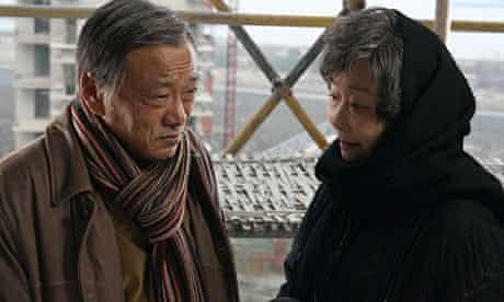 Apart Together, directed by Wang Quan'an
