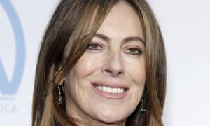 Kathryn Bigelow, director of The Hurt Locker, at the 21st annual Producers Guild of America awards