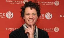 Chris Morris at the Four Lions premiere, Sundance film festival, January 2010