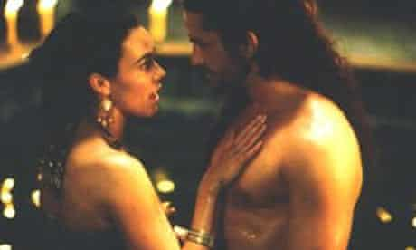 Kirsty Mitchell and Gerard Butler in Attila
