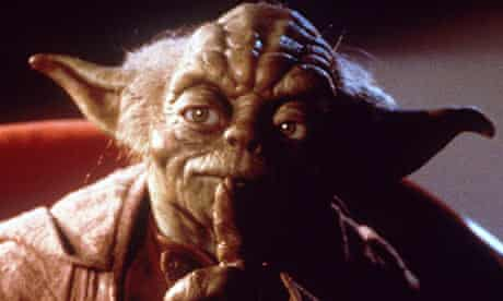 Yoda in Star Wars: Episode 1 The Phantom Menace