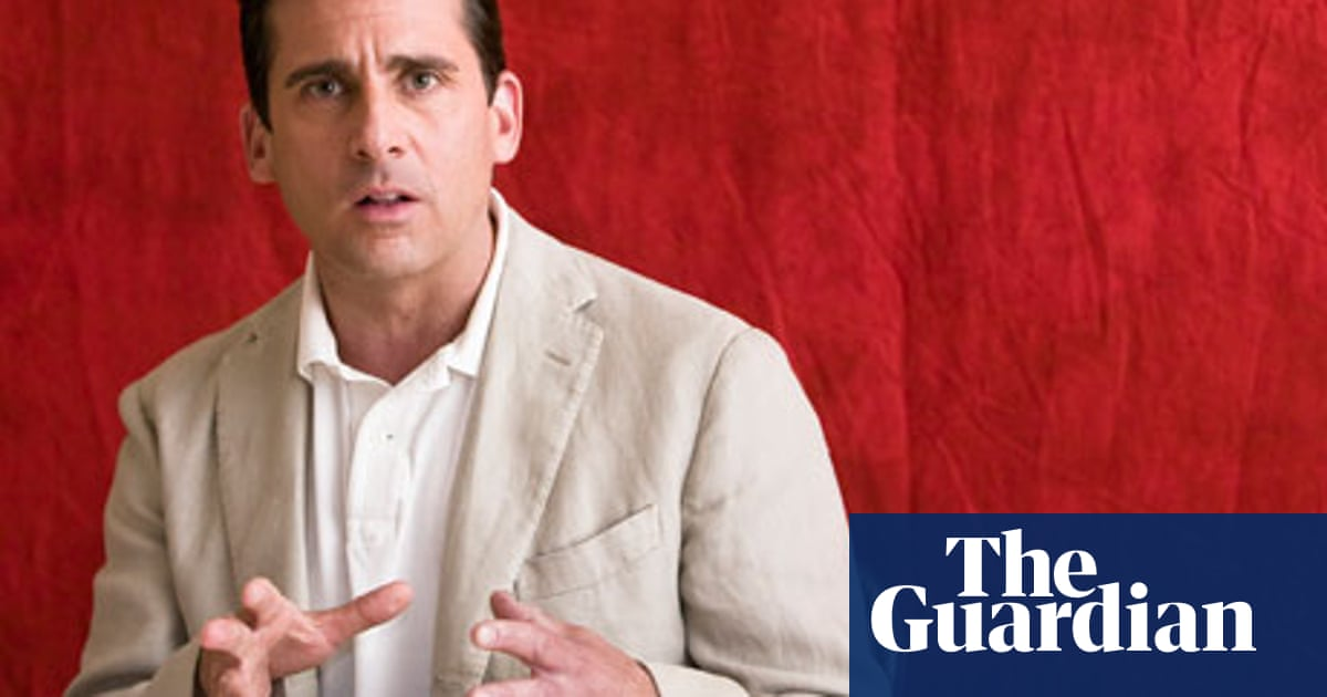 Steve Carell I Don T Care For Mean Humour Film The Guardian