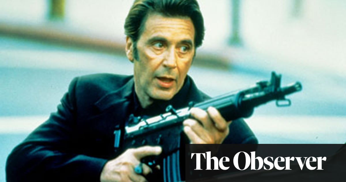 Heat No 22 Best Crime Film Of All Time Crime Films The Guardian
