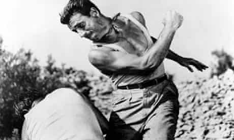 Yves Montand in The Wages of Fear