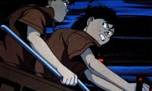 Katsuhiro Otomo's Akira