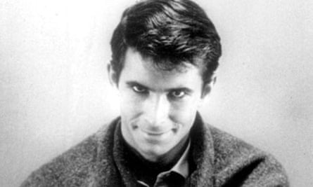 Anthony Perkins in Psycho
