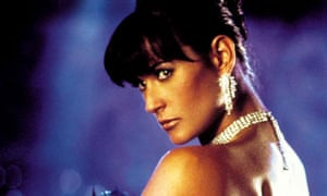 Demi Moore's Striptease gets on top in poll of 'guilty ...