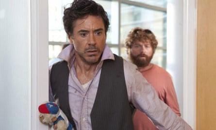 Due Date Review Robert Downey Jr The Guardian