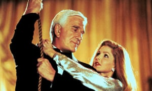 Leslie Nielsen in Naked Gun 33 1/3: The Final Insult